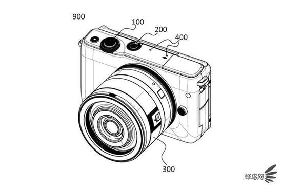 佳能相机冷却新系统!专利或用于全幅微单 非常的小巧