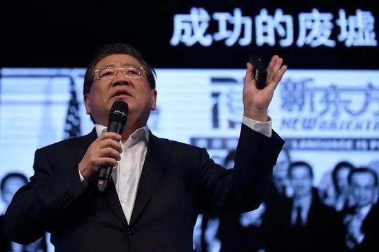 图:真格基金创始人徐小平