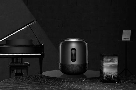 华为Sound X白金版新配色将成温馨家庭必备的时尚单品