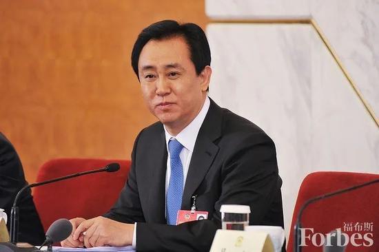 福布斯发布2020中国慈善榜:许家印第五次登顶 马云位列第五