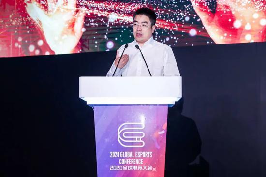 腾讯游戏副总裁张巍