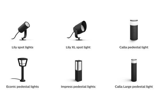 部分Philips Hue户外灯电源因潜在触电危险被召回