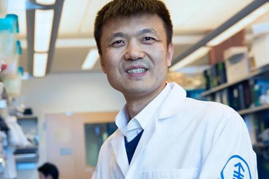 Li Ming博士(图片来自于MSKCC官网)