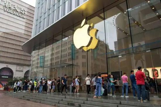 苹果收复失地,从抵制拼多多淘宝们开始