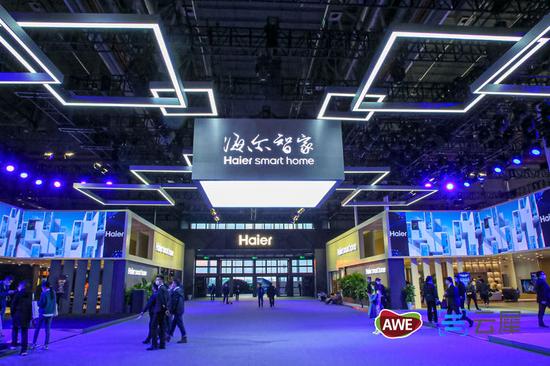 中国家电企业角逐智能时代