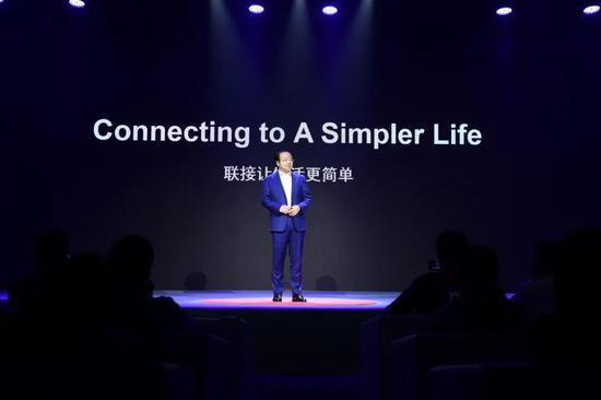 华为王成禄:今年宏盟装备的保守目标是3亿台-华为Huawei-cnBeta.COM