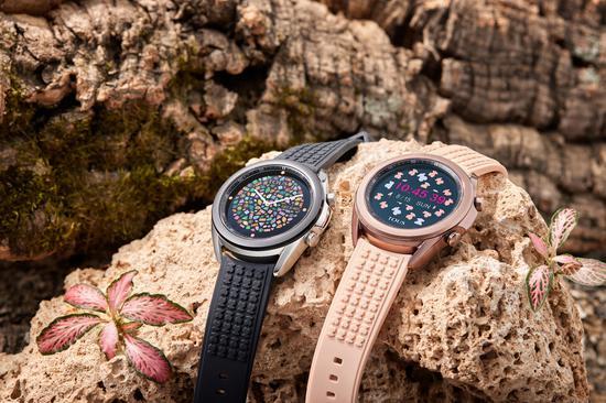 三星与珠宝商推出特别版Galaxy Watch3