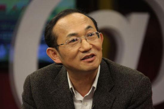 ▲北京大学潘小川教授