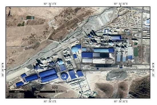 (F)西藏的水泥厂