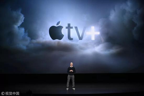 ▲苹果发布会。 图/视觉中国