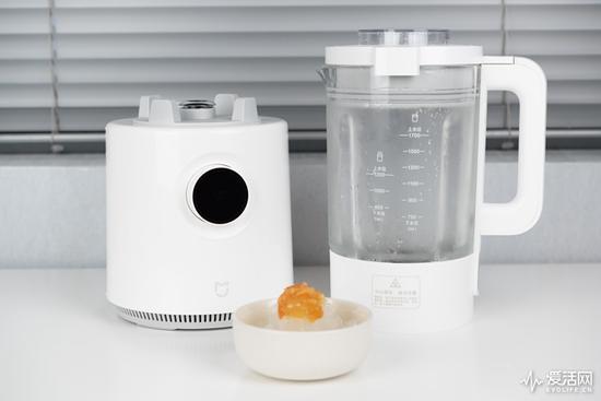 全能厨房小帮手 米家破壁料理机上手评测