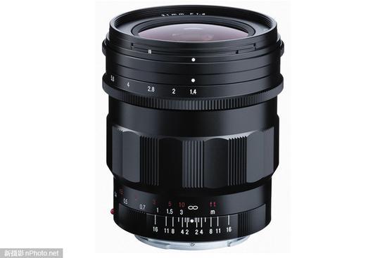 福伦达NOKTON 21mm F1.4 Aspherical镜头将于6月发布