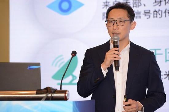 Qualcomm产品市场高级总监沈磊