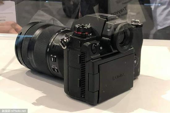 松下LUMIX S1H相机将于8月27日发布