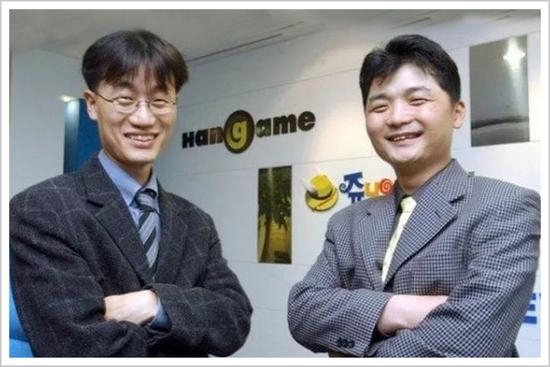 ▲金凡秀(右)和李海珍(左)
