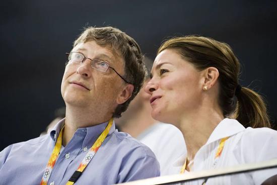 """比尔·盖茨夫妇27年婚姻破裂,首富们的""""分手费""""你根本无法想象"""