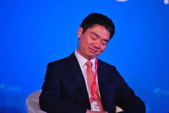 """刘强东身价近千亿 但京东还没到""""躺着数钱""""的时候--九分科技"""