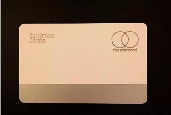 苹果Apple Card信用卡:钛合金材质