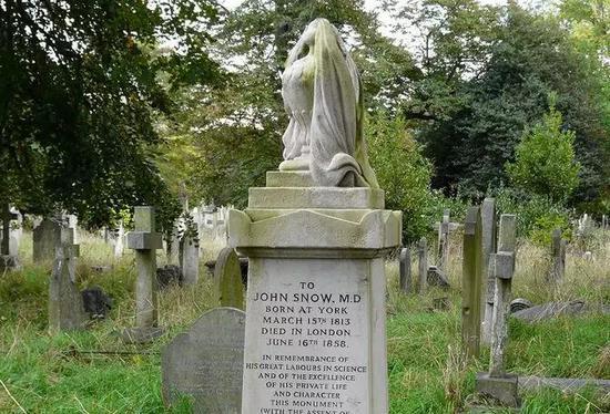 约翰*雪诺墓碑