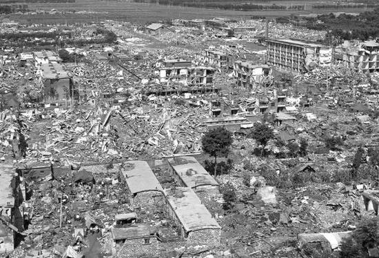 44年前唐山大地震留下的城市抗震启示