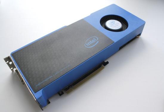 Intel獨立顯卡新消息 預計現身于明年1月的CES展