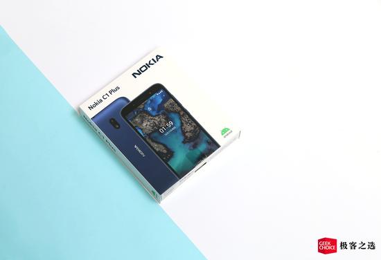 Nokia C1 Plus上手:电池可拆卸,还能「一键」出示健康码