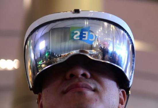 AR、VR等前沿的视觉技术成为焦点