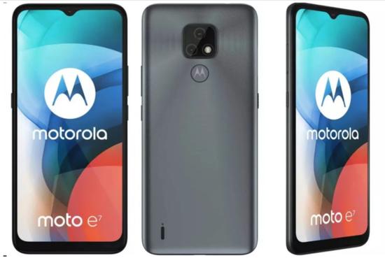 Moto E7中端机配置曝光 4000mAh电池 将于年底发布