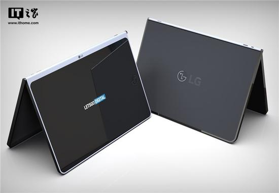 <b>LG无边框平板电脑曝光,配有可拆卸无线</b>