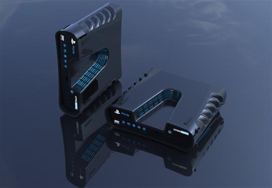 日本索尼官网曝光PS5图标:深V造型稳了?