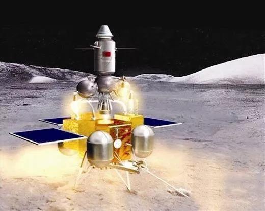 """""""嫦娥五号""""携带月球样品返回模拟图"""
