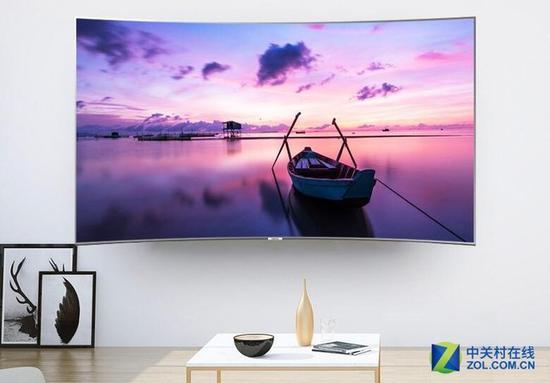 三星UA65NUC30SJXXZ曲面液晶电视