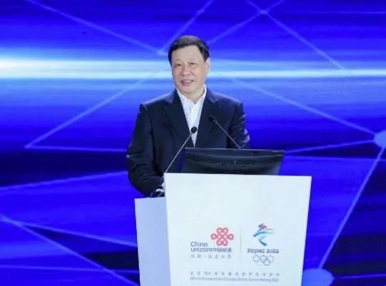 中国联通董事长王晓初(图片来自中国联通官网)