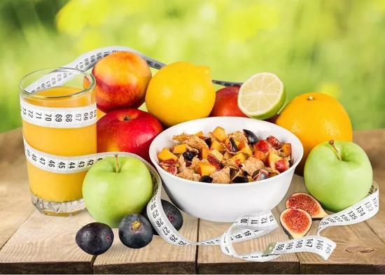 健康饮食可以有效降低患心血管代谢疾病的风险(图片来源:123RF)