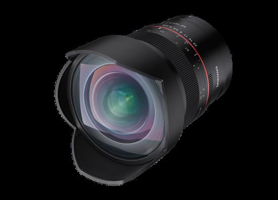 三阳发布Z口14mm、85mm定焦镜 均为手动对焦方式