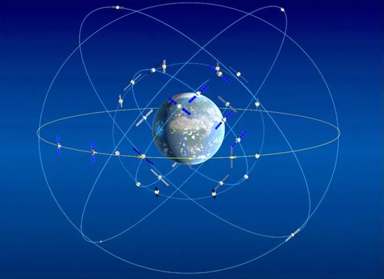 北斗系统采用三种轨道,重点服务亚太地区图片来源:北斗办