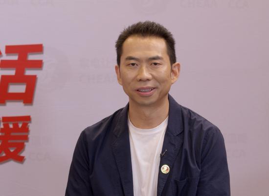 中国家电网总编吕盛华