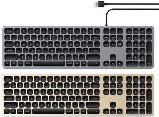 专为Mac打造 Satechi推出全新键盘产品