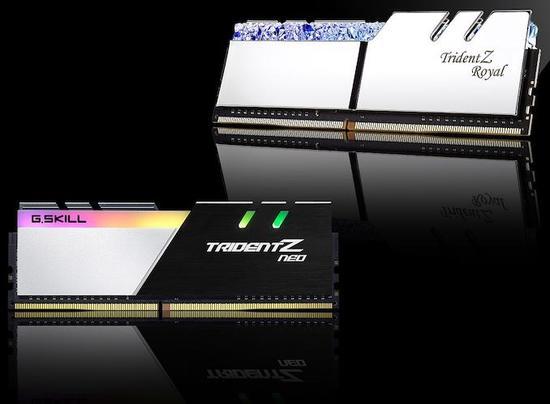 芝奇推出32GB版本的焰光戟/皇家戟