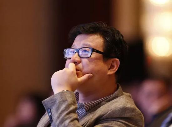 网易公司董事局主席兼首席执行官丁磊