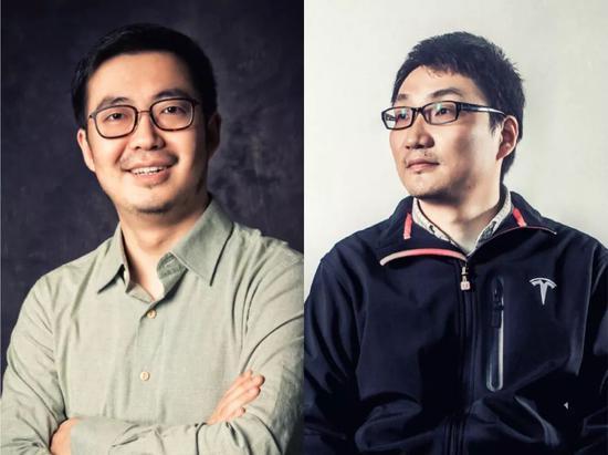 谷歌双雄:黄峥和蒋凡辗转多年 成为彼此最大的对手