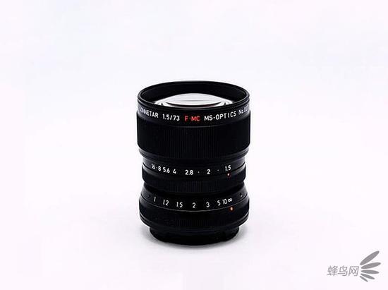 Sonnetar 73mm f/1.5 FMC镜头