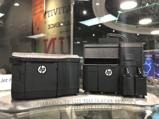 惠普巨人转型:未来5至10年用3D打印颠覆制造业