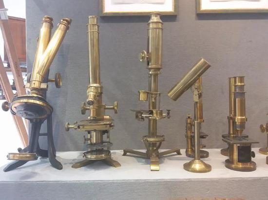 单筒和双筒显微镜,毋庸置疑的奢侈品和科研设备,如今的博物馆藏品!