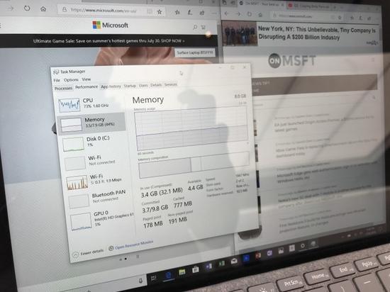 微软Surface Go真机亮相 初体验后觉得钱花值了的照片 - 5