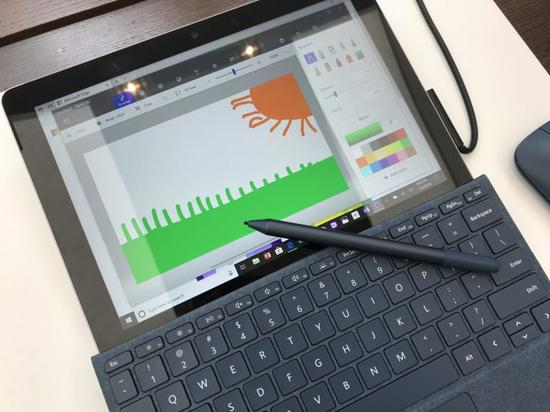 微软Surface Go真机亮相 初体验后觉得钱花值了的照片 - 3