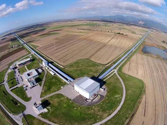 LIGO天文台。图片来源:LIGO