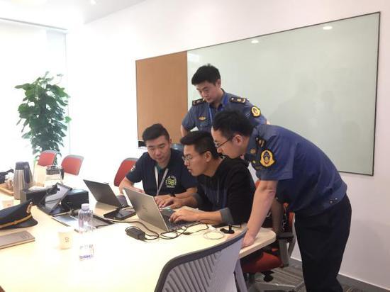 上海检查组第四次上门检查滴滴 数据已接入将复查