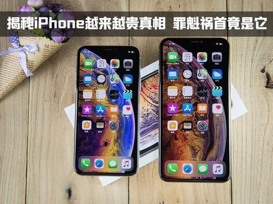 今日话题:你觉得iPhone XS系列贵吗?