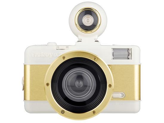 LOMO Fisheye No. 2白金款鱼眼相机